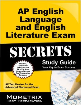 AP English Language & English Literature Secrets Study Guide