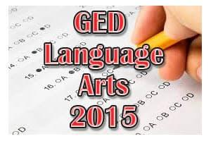 GED Language Arts 2015