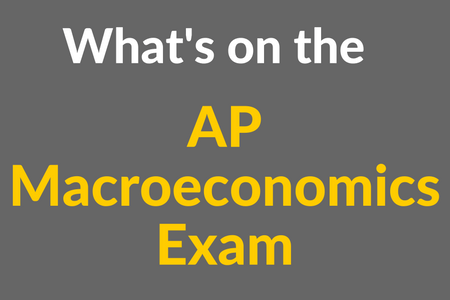 What's on the AP Macroeconomics Exam