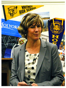 2. Dr. Rhonda Buss - Whitney High School in Cerritos