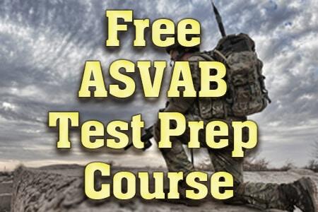 Free ASVAB Test Prep Course