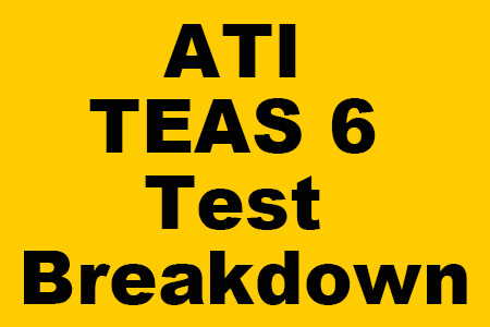 ATI TEAS 6 Breakdown