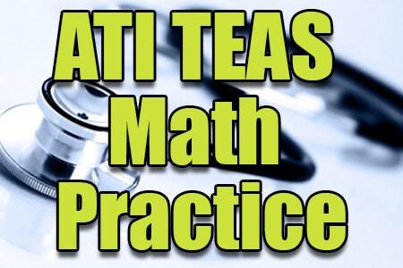 ATI TEAS Math Practice