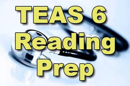 TEAS 6 Reading Prep