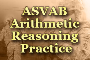 ASVAB Arithmetic Reasoning Practice - Mometrix Blog