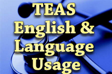 TEAS English and Language Usage