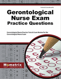 Gerontological Nurse Exam Practice Questions