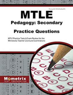 MTLE Pedagogy: Secondary Practice Questions