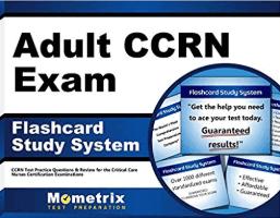 CCRN Flashcard Study System