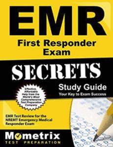 EMR First Responder Exam Secrets Study Guide
