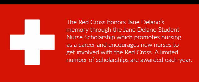 American Red Cross Jane Delano Student Nurse Scholarship