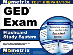 GED® Exam Flashcards Study System