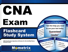 CNA Exam Flashcards Study System