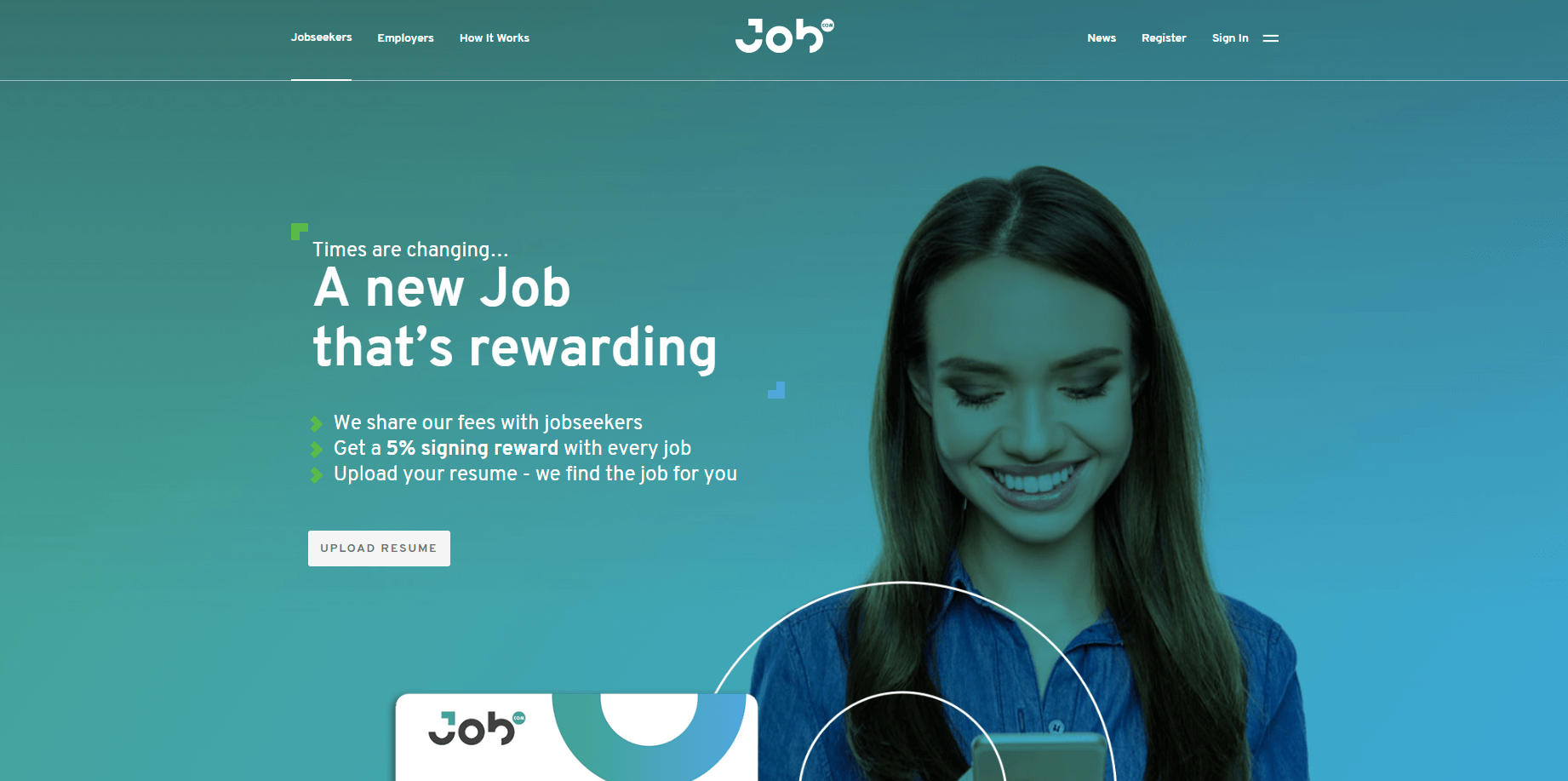 Click to go to Job.com