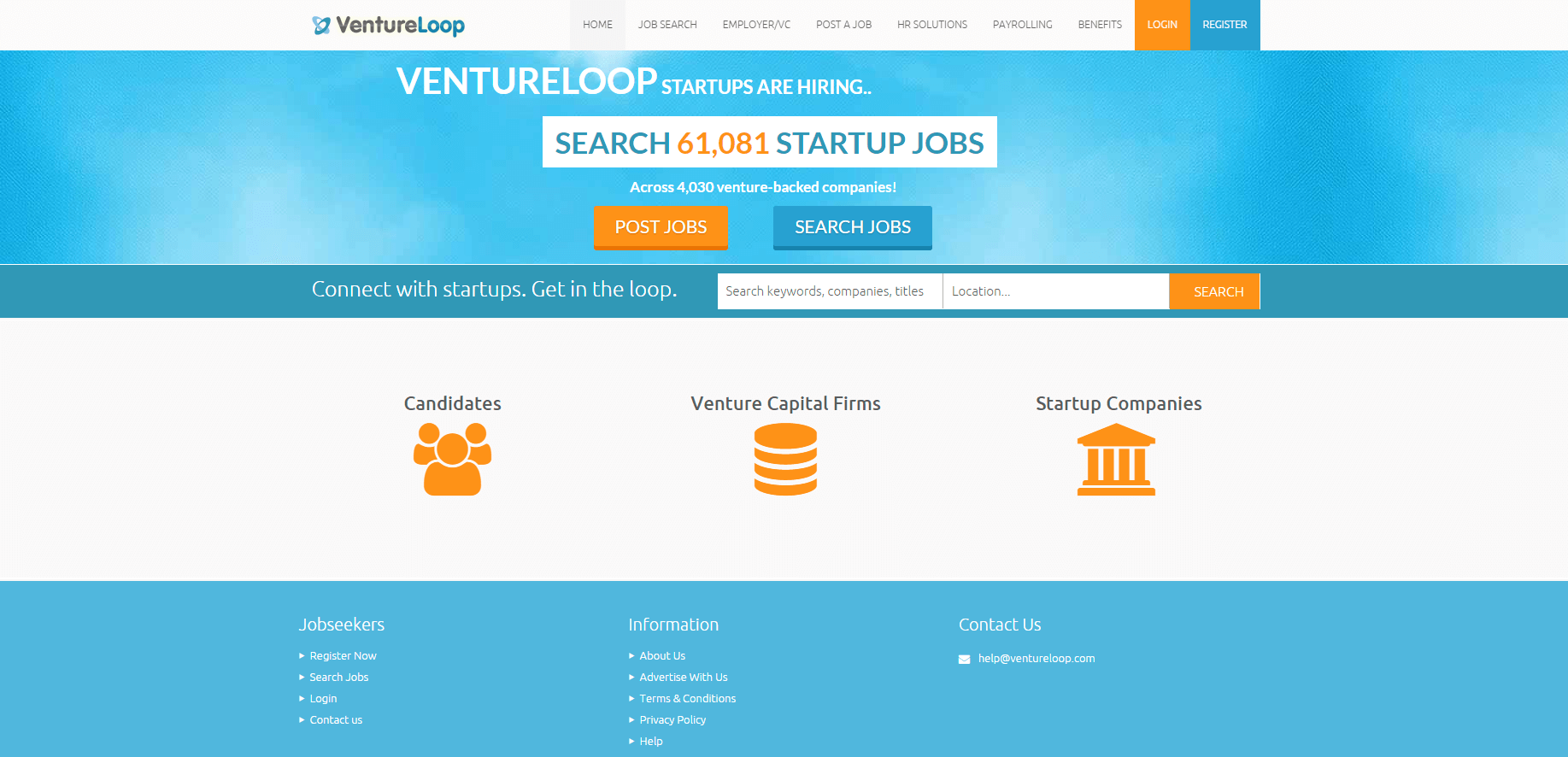 Click to go to VentureLoop.com
