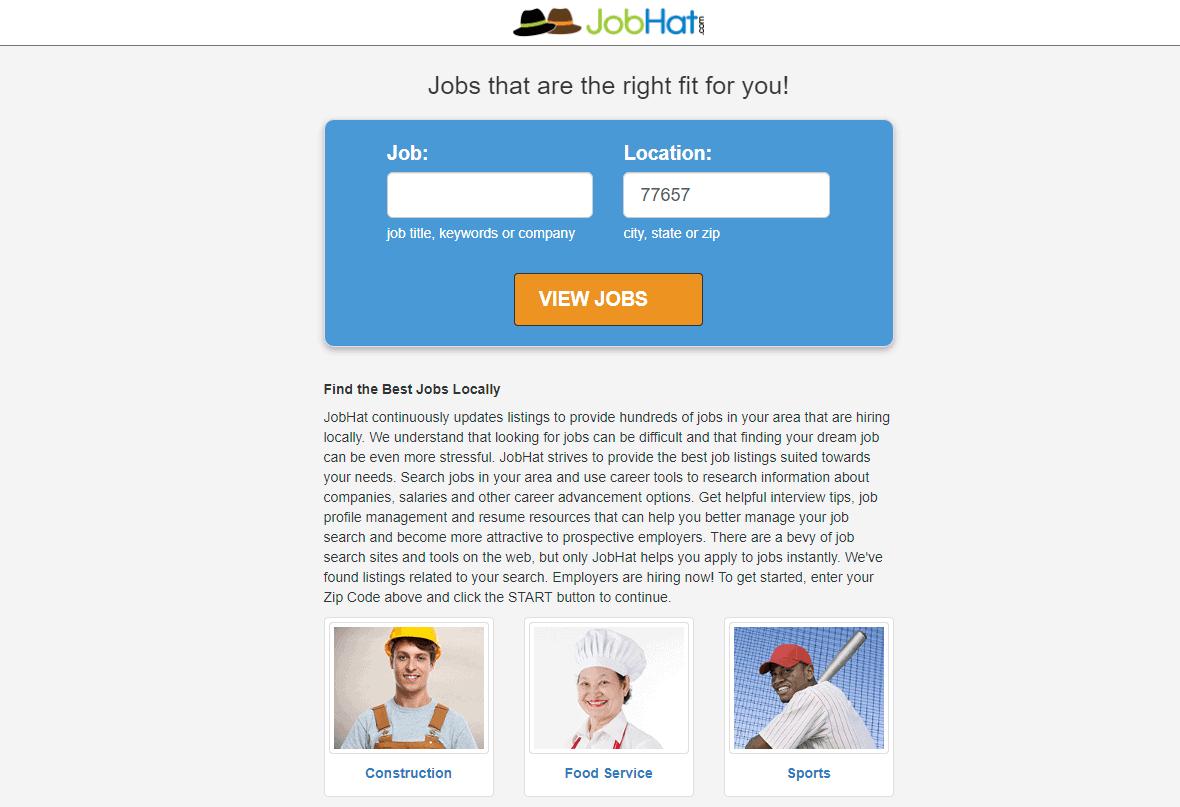 JobHat.com