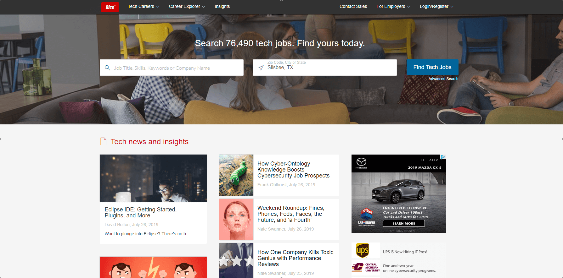 Dice.com