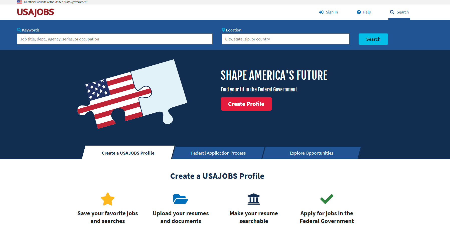 USAJobs
