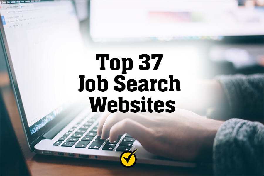 top 37 job search websites