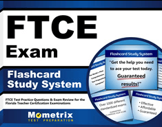 FTCE Flashcards Study System