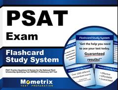 PSAT® Exam Flashcards Study System