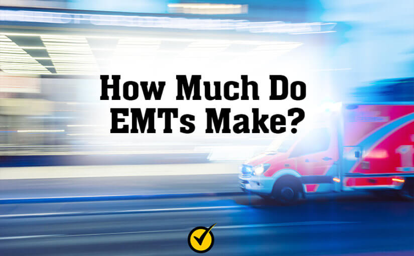 How Much Do EMTs Make?