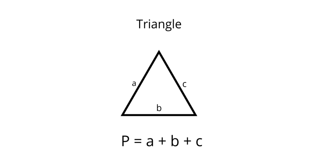 Perimeter of a Triangle