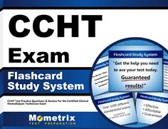 CCHT Exam Flashcards Study System
