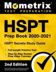 HSPT Secrets Study Guide