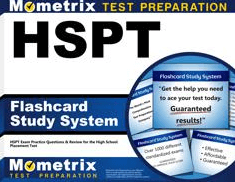 HSPT Flashcards Study System