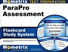 ParaPro Assessment Flashcards Study System