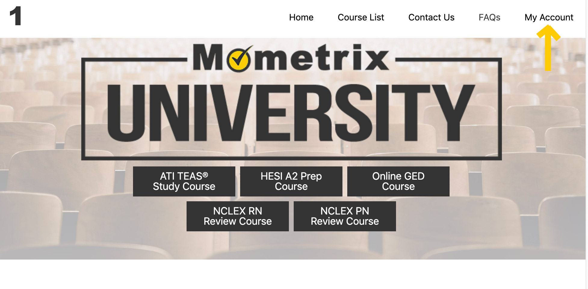 mometrix university my account.