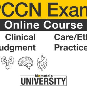 PCCN Prep course.