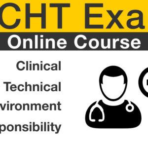 CCHT exam prep featured image.