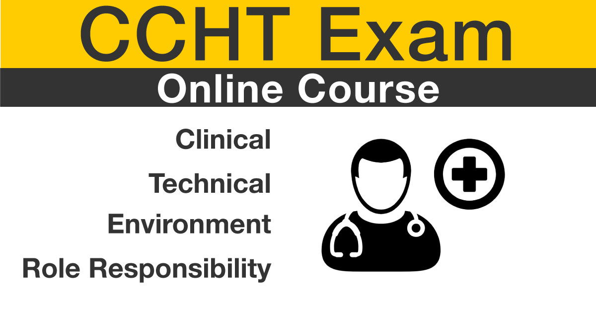 CCHT exam prep featured image.