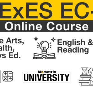 texes core subjects ec-6 online course.