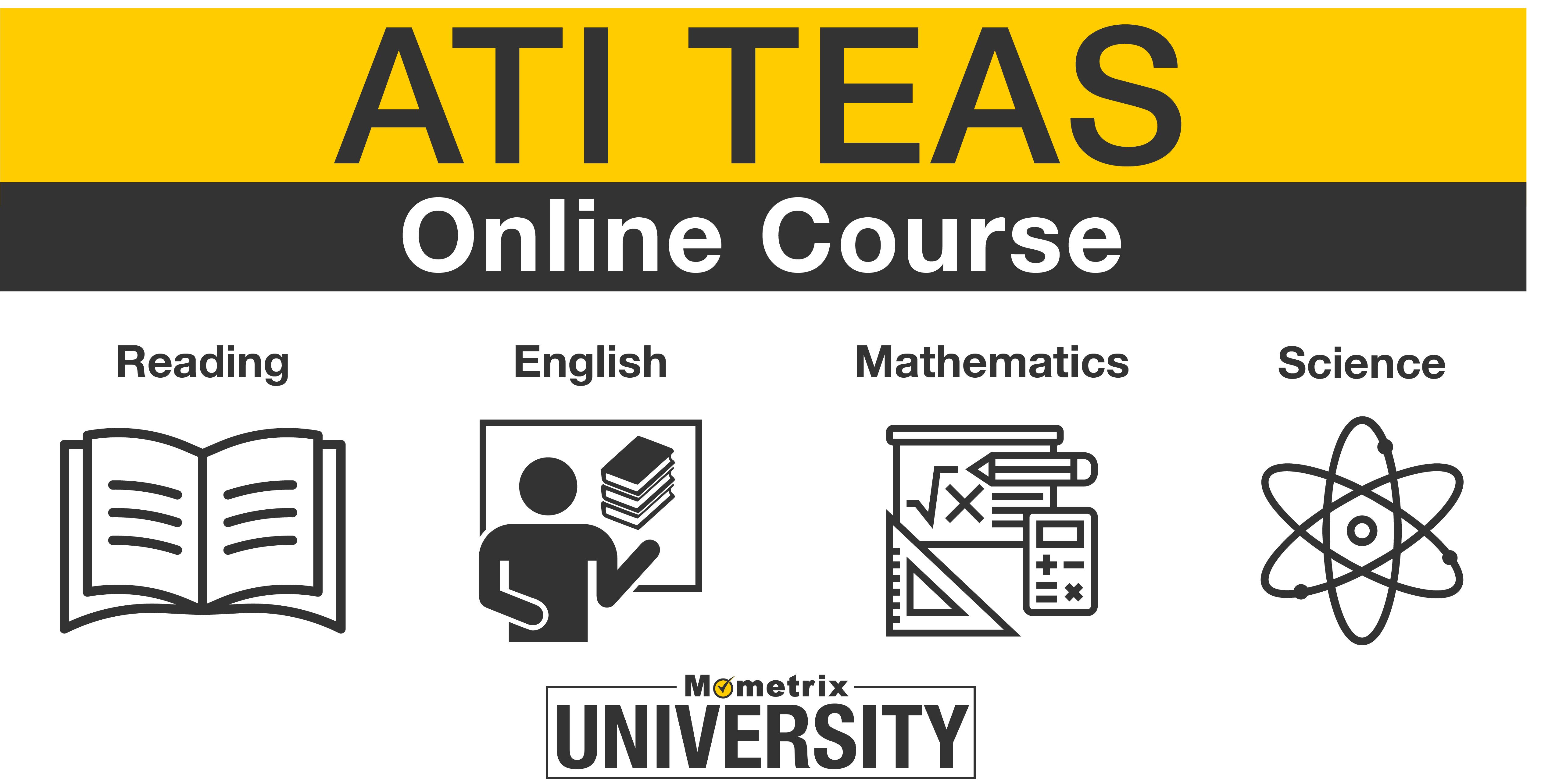 Mometrix ATI TEAS online course