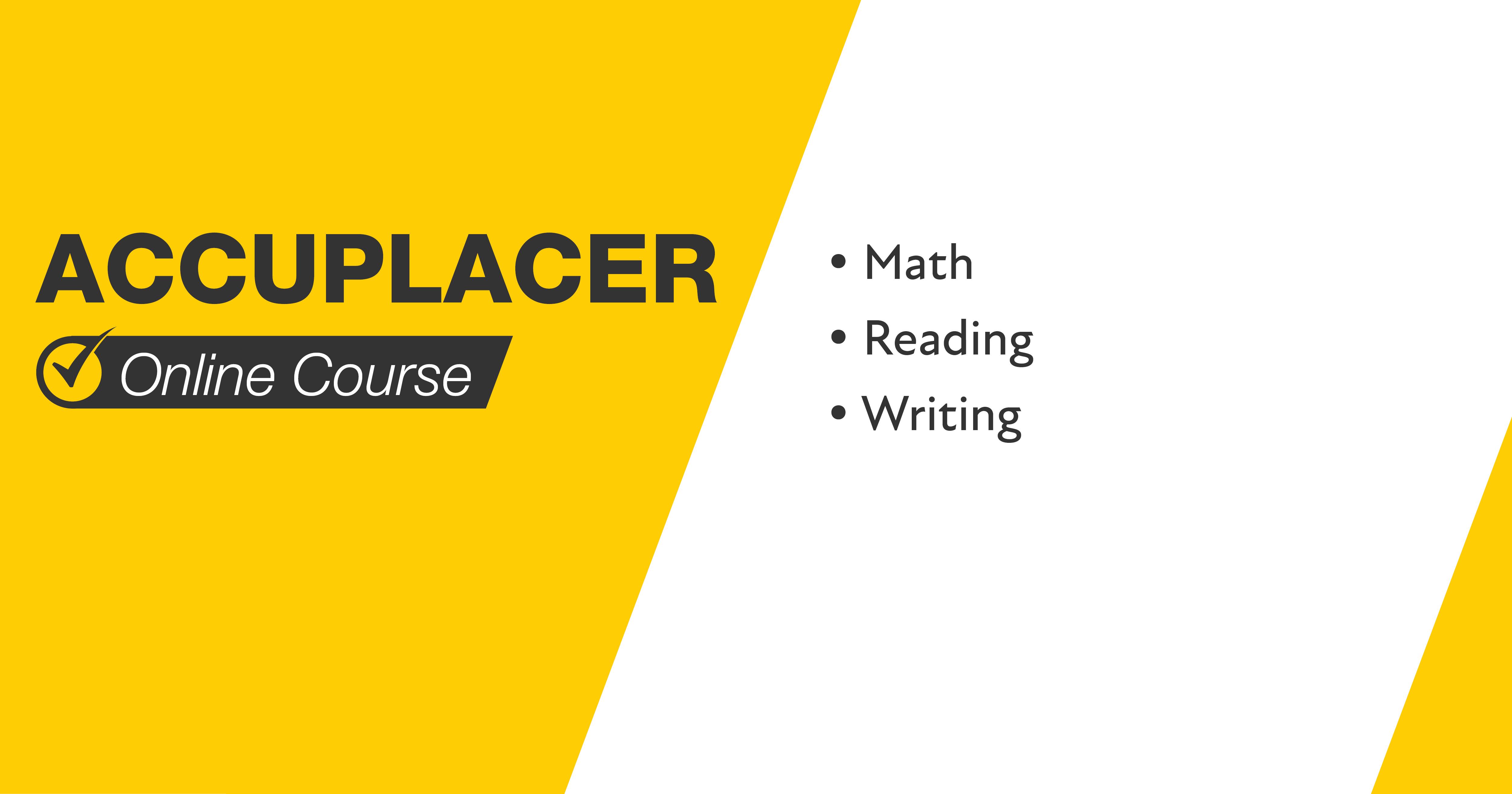 Mometrix ACCUPLACER Course