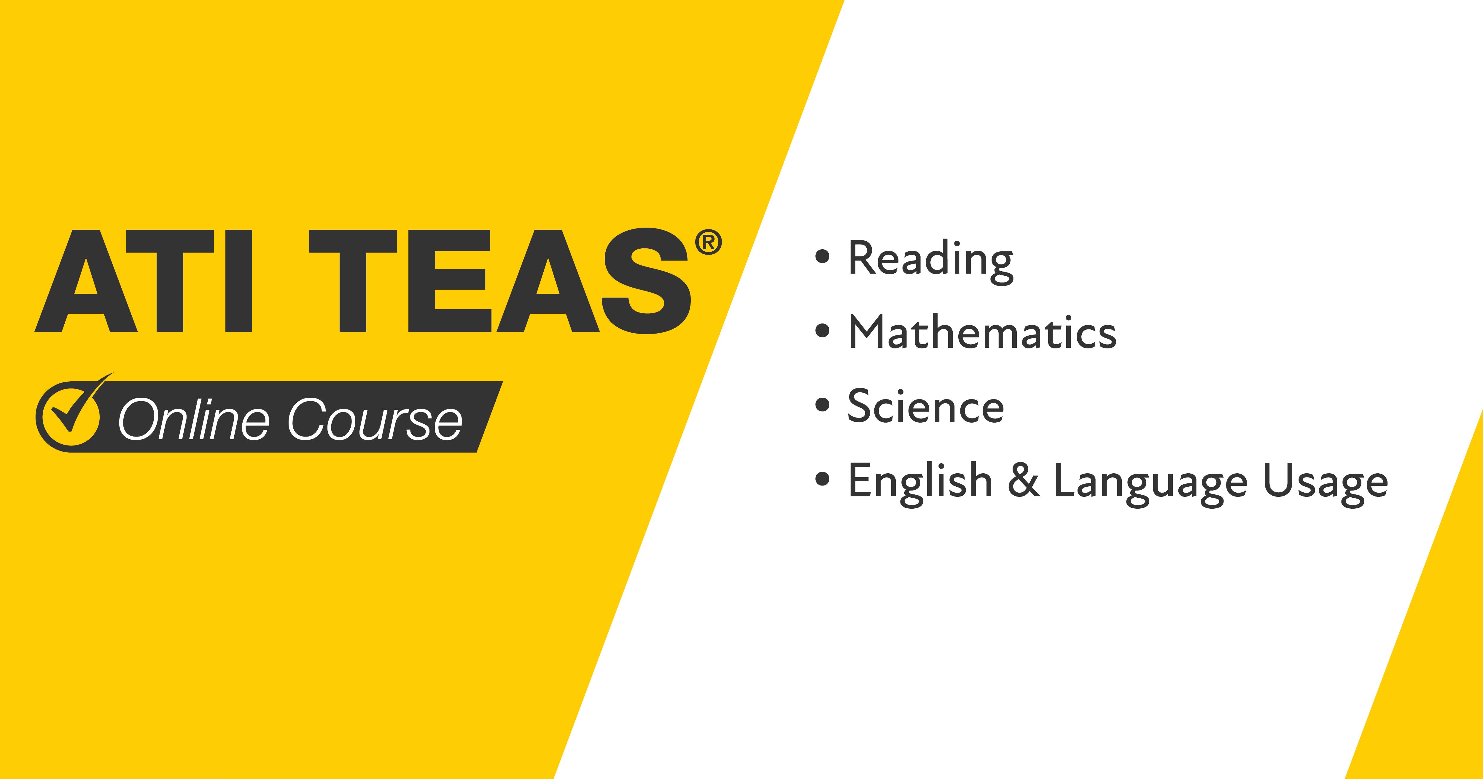 Mometrix ATI TEAS Course
