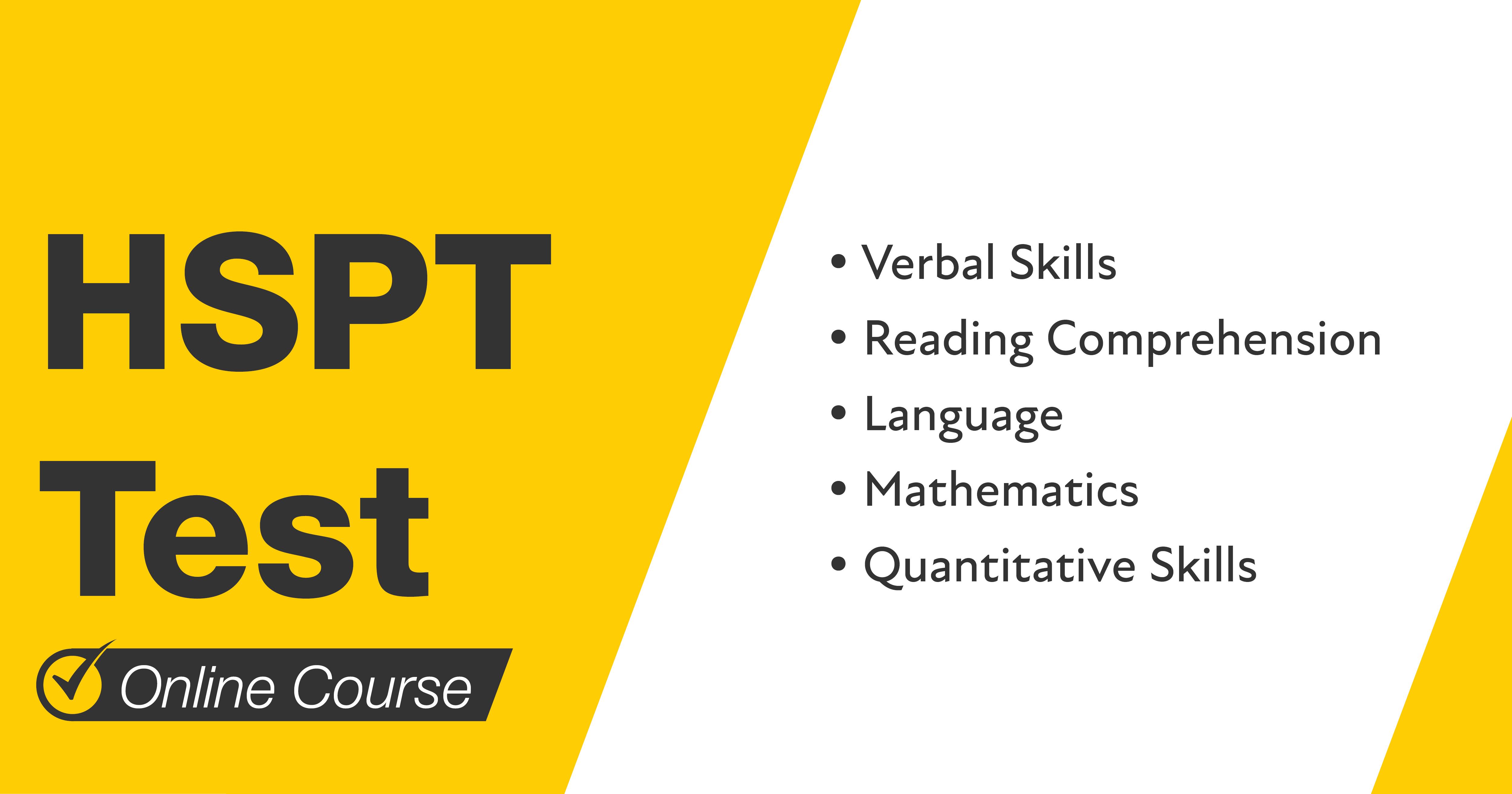 Mometrix HSPT Test Course