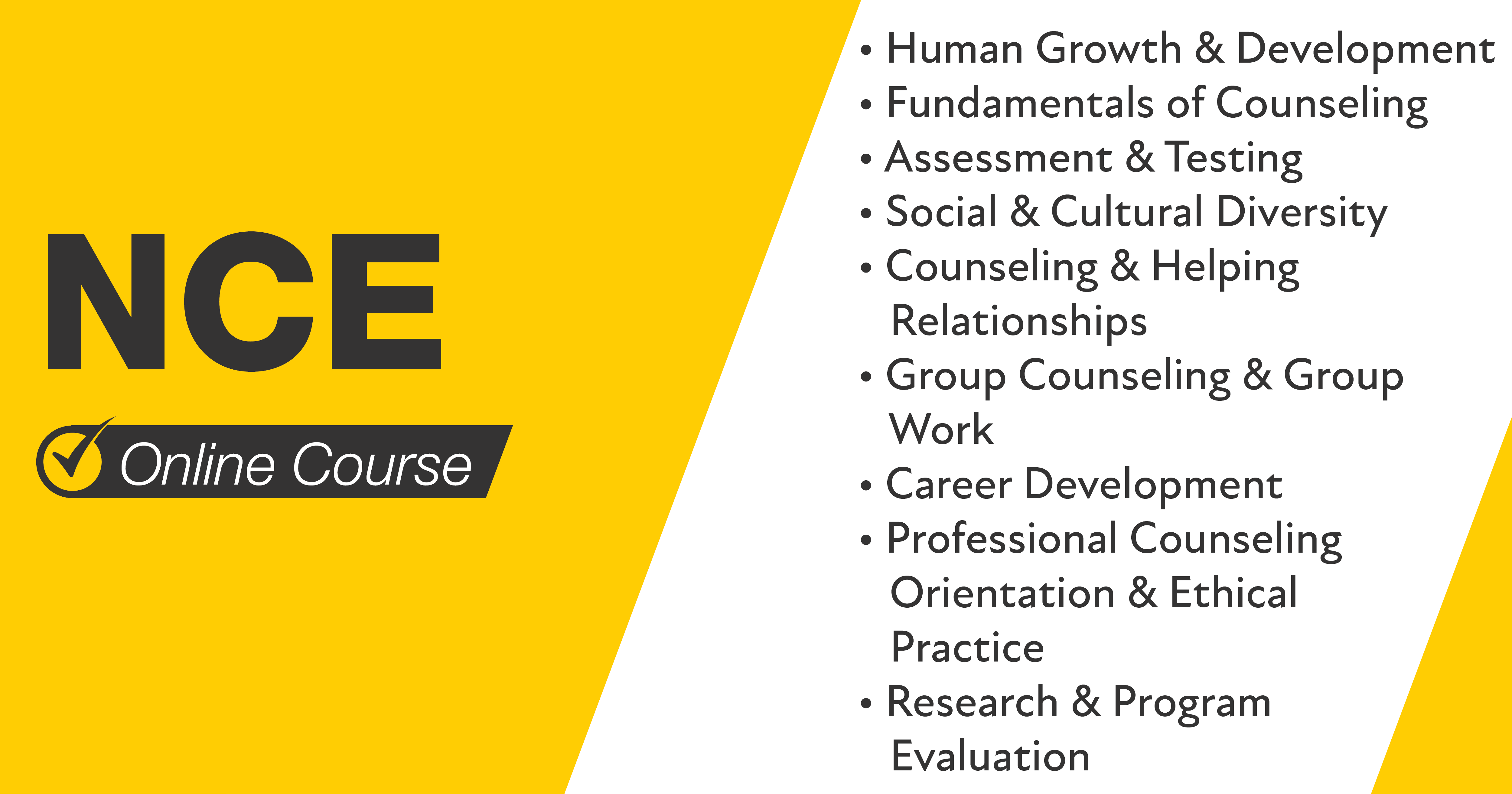 Mometrix NCE Course