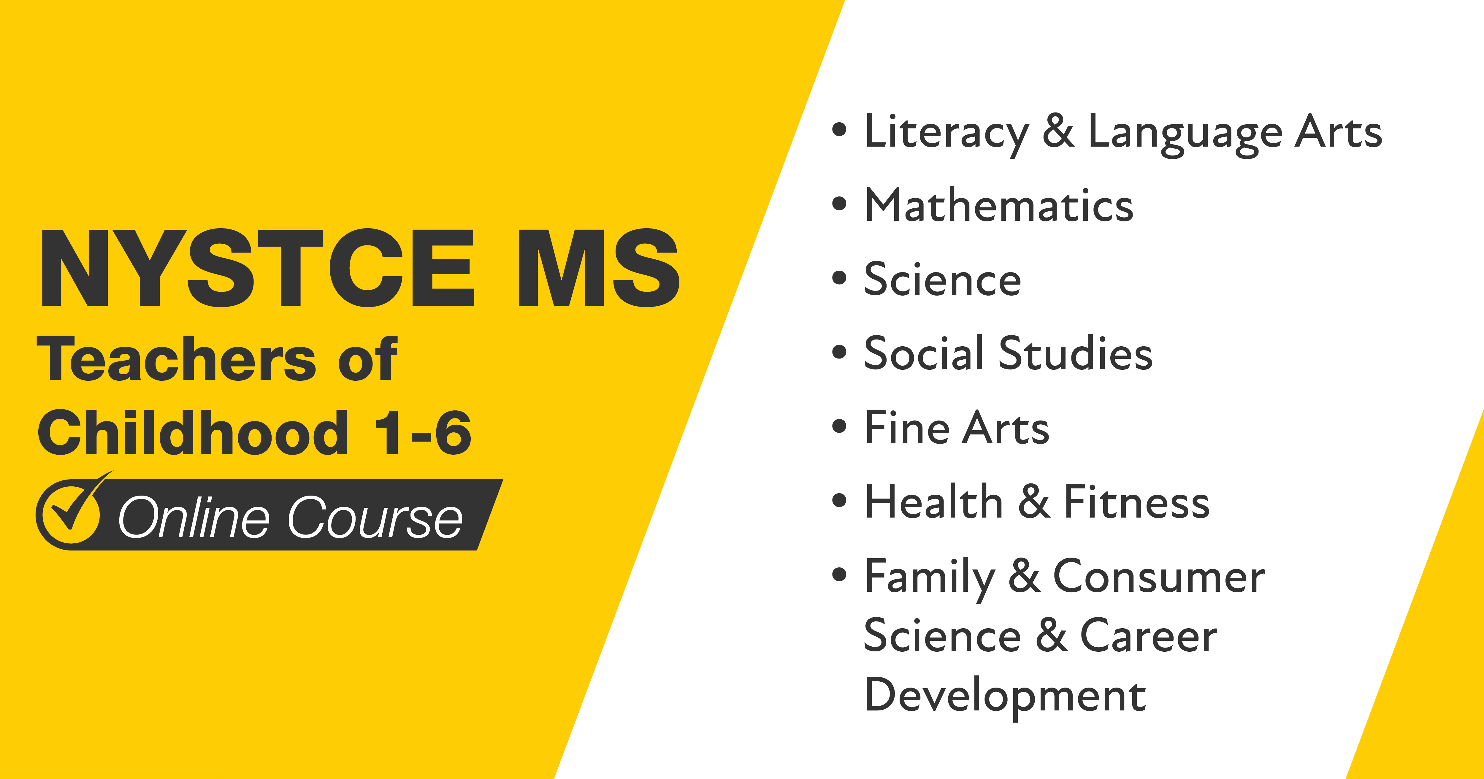 Mometrix MS Teachers of Childhood 1-6 Course