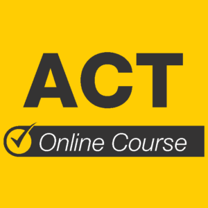 ACT Online Course