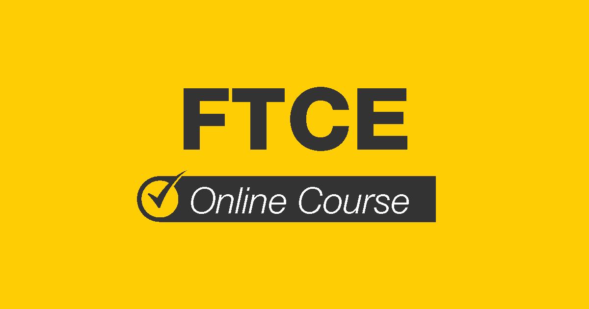 FTCE Online Course