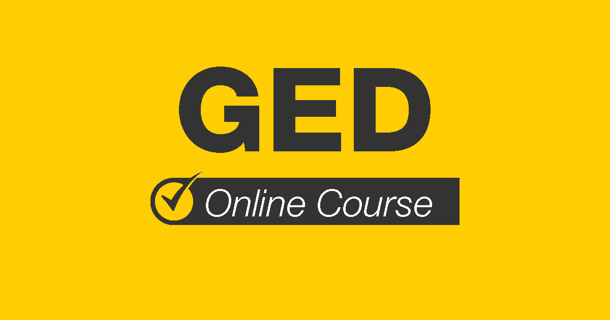 GED Online Course