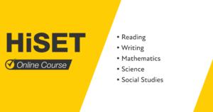 HiSET Online Course
