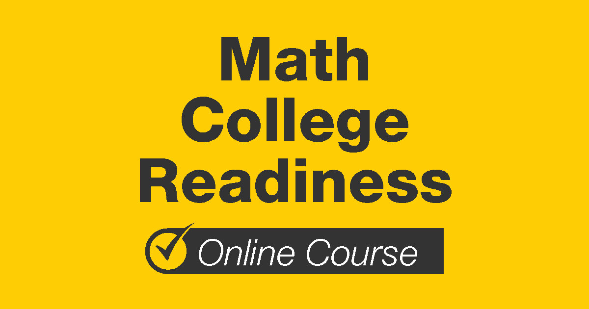 Math College Readiness