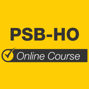 PSB-HO Online Course